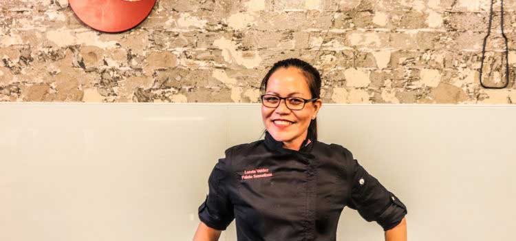 Chef Loreta Valdez: From  Teaching in Primary School to Thai Cooking Class
