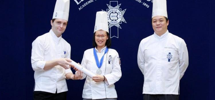 Lynette Foo, the woman behind Palate Sensations Cooking School