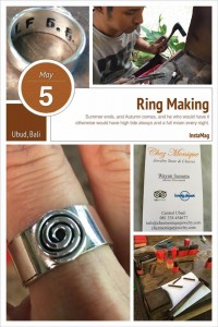 Making rings