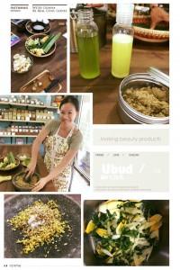 Making jamu