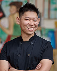 CHef Jason Tan | Cake Decorating Class in Singapore | Palate Sensations