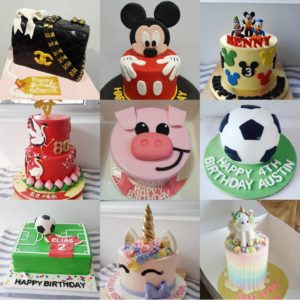 Cake Decorating Class in Singapore | Cake Making Class Singapore