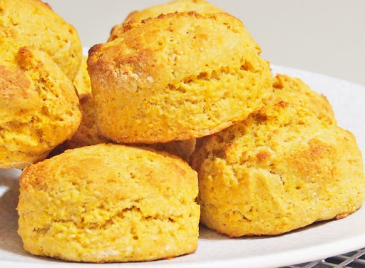 Esconced in family tradition: Chef Lynette Foo's Australian pumpkin scones