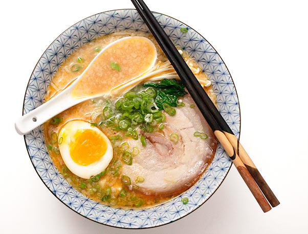 Japanese Char Siew Ramen