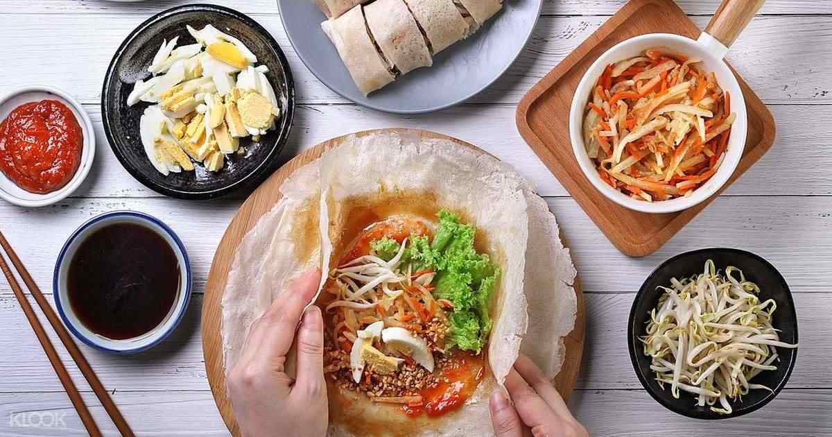 All About Popiah