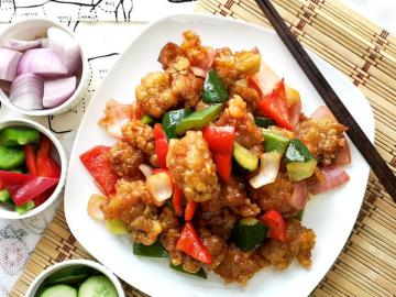 Cooking With Friends :  Chinese Takeout Dinners