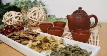 Relieving stress and anxiety through TCM