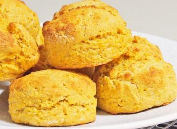 Esconced in family tradition: Chef Lynette Foo's Australian pumpkin scones