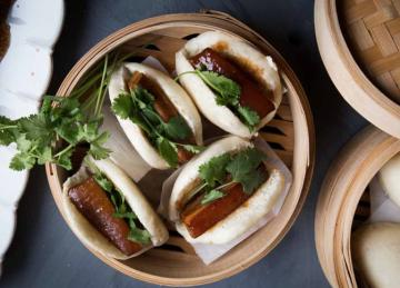 Chinese Canapes