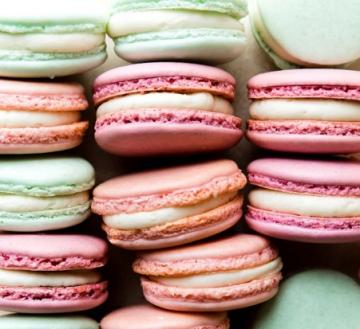 ONLINE LIVE @ HOME: Bake French Macaron