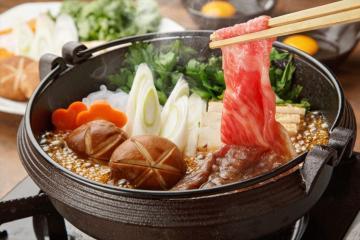 Japanese Sukiyaki