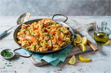 ONLINE LIVE @ HOME: Spanish Masterclass - Paella