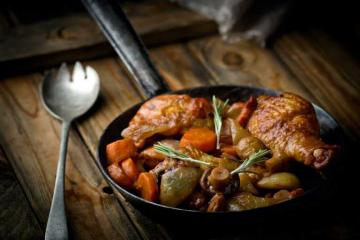 How to eat healthy in Singapore: Cook this easy country style chicken stew recipe for family and friends