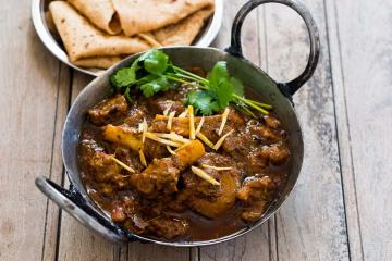 North Indian Cuisine: Mutton Curry
