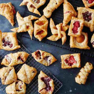 Laminated Doughs: Danish Pastries