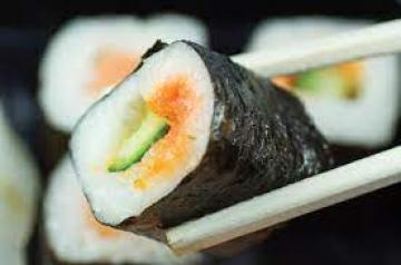 ONLINE LIVE @ HOME: Basic Sushi Masterclass