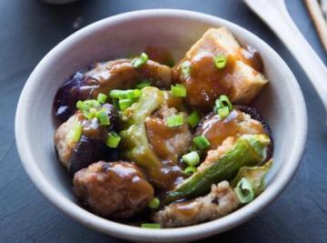 Chinese Cuisine - Hakka Yong Tau Foo