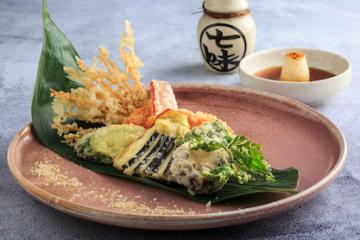 Cooking With Friends : Japanese Cuisine (Tempura)