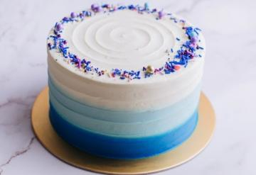 ONLINE LIVE @ HOME: Buttercream Tall Cake - Layering and Decoration