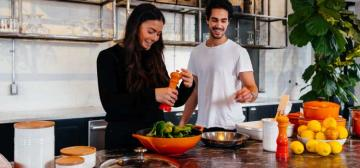 Couples Who Cook Together Are The Happiest!