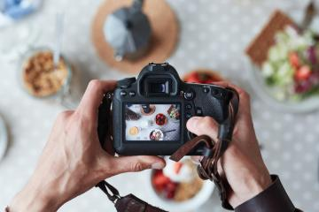 Basic Food Photography & Styling