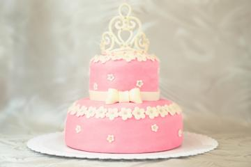 Fondant Cake Decorating - Advanced Level