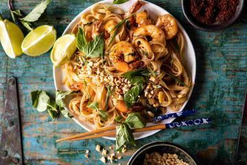 Iconic Thai Street Food