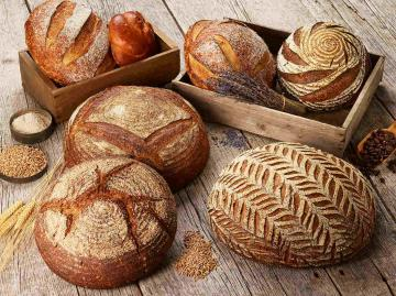 Using Unconventional Grains: Rye, Spelt, Wholemeal Wheat
