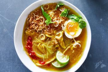 ONLINE LIVE @ HOME : Javanese Heritage Cuisine