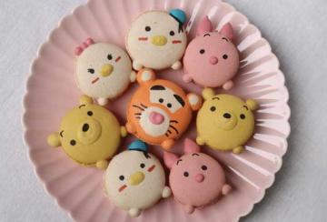 Tsum Tsum Character Macarons Masterclass