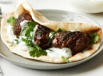 Cooking With Friends : Middle Eastern Feast