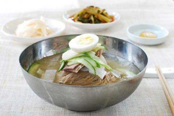 Korean Summer Recipes