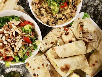 Wellness With Middle Eastern Cuisine