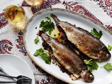 Persian Seafood
