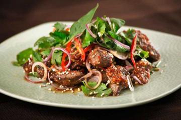 Tantalizing Thai Cooking