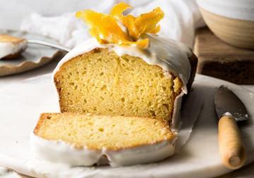 ONLINE LIVE @ HOME: Bake Vintage Loaf Cakes