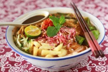 Celebrate Christmas With South East Asian Canapés: Peranakan Cuisine