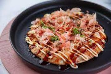 ONLINE LIVE @ HOME: Japanese Street Food
