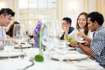 Living it up during the pandemic:  4 Reasons To Book A Private Dining Experience