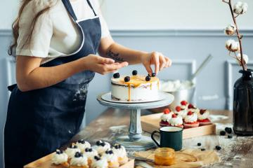 Chef In Training (Pastry) : Foundations