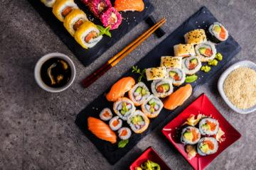 Classic Sushi Masterclass