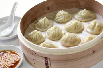 Asian Pastry : Xiao Long Bao