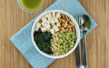 Cooking With Friends : Hakka Thunder Tea Rice