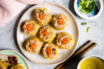 Cooking With Friends : Chinese Dim Sum
