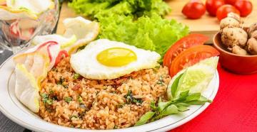 ONLINE LIVE @ HOME : Indonesian Warung Favourites